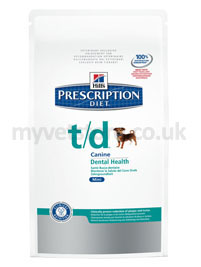 Hill's Prescription Diet Canine t/d Mini