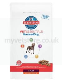 Hill's VetEssentials Canine Neutered Adult Large Breed Chicken